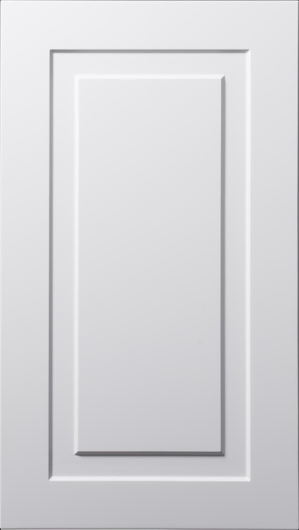 Klassisk 19 lucka, vit, spegel, Nordanro Flex