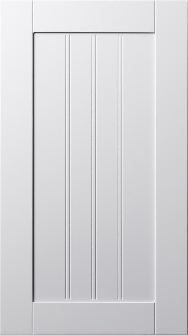 Koster lucka, vit, pärlspont, Nordanro Flex