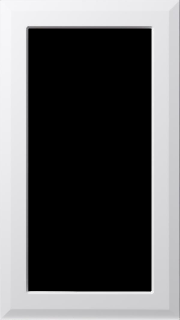 Sirius lucka, vit, vitrin, Nordanro Flex