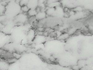 Bänkskiva Vit marmormönstrad, Dekker Nordic