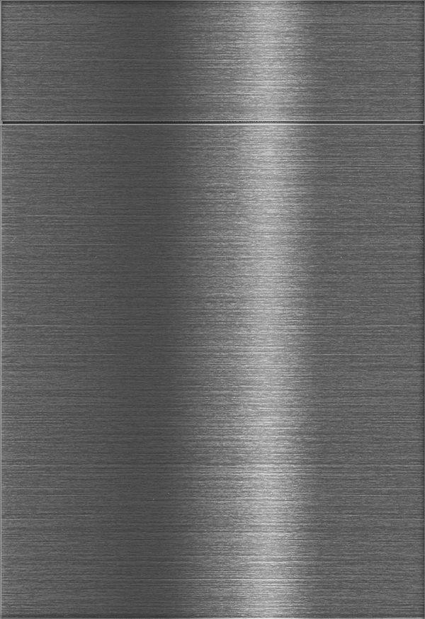 Metallic 216 lucka, Borstat stål, Nordanro