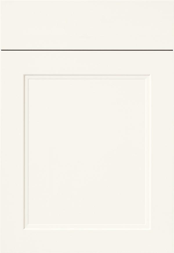 Ramprofil 774 lucka, vit, Nordanro