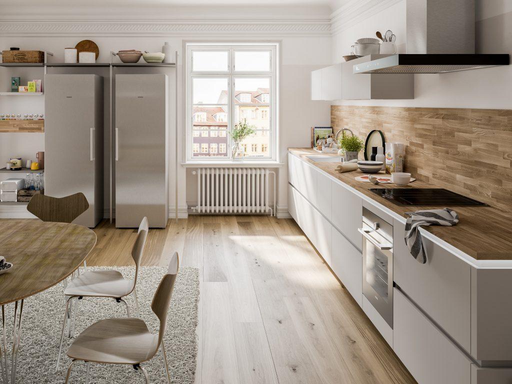 Kök, Lucka Modern 338, Nordanro