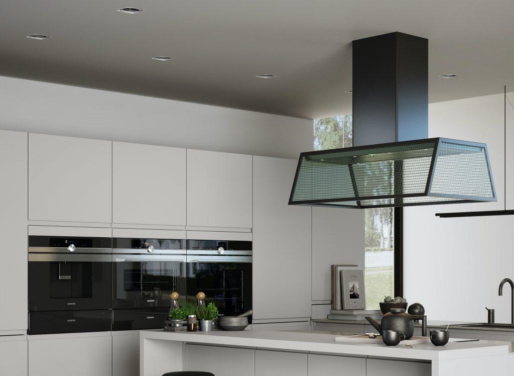 Kök i minimalistisk stil, Profil, Nordanro Flex