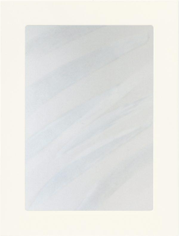 Lyx 814 lucka, Vit högglans, vitrin, Nordanro