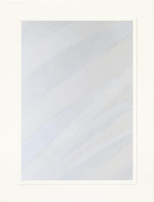 Modern 332 lucka, Alpinvit, supermatt, vitrin, Nordanro