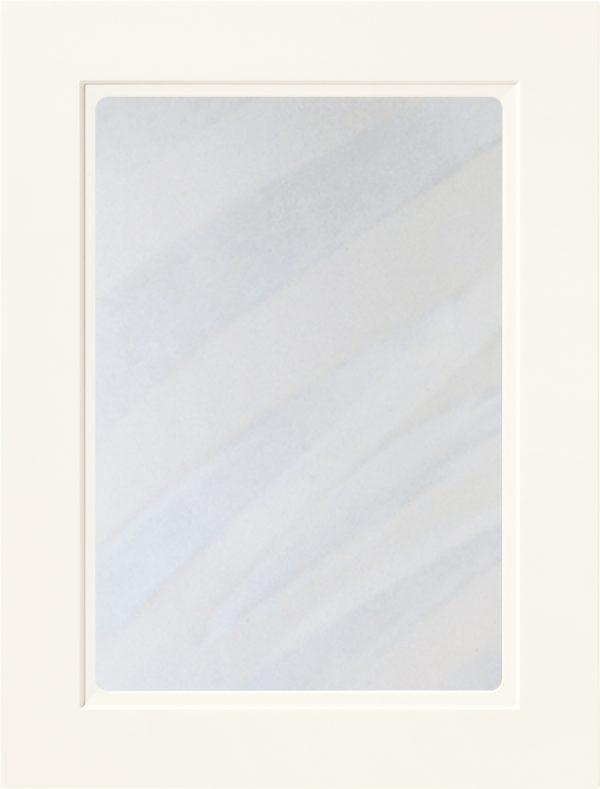 Ramprofil 774 lucka, Vit, vitrin, Nordanro